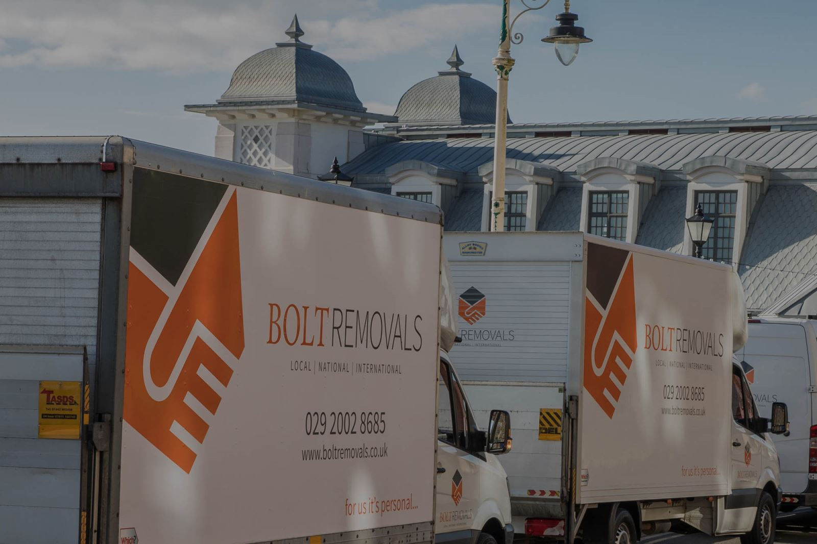 Office removals anywhere in the UK